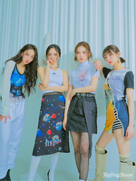 Rolling Stone Korea (HaSeul, YeoJin, ViVi, Yves)