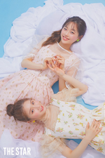 The Star Magazine (HeeJin, Chuu) 2