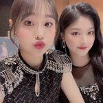 210329 SNS HyunJin, Chuu