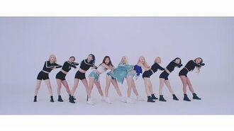 "MV 이달의 소녀 오드아이써클 (LOONA ODD EYE CIRCLE) ""Girl Front"" Choreography Ver."