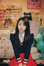 YeoJin debut photo