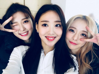 171129 SNS Yves, ViVi and Choerry