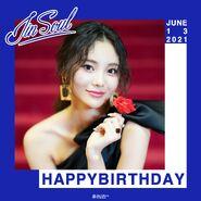 210613 SNS JinSoul Birthday