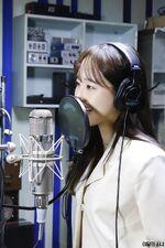 210704 Naver Loving U Recording BTS 4