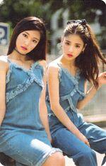 HyunJin single Photocard 3