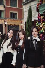 3H HaSeul debut photo 2