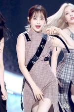 210703 Show! Music Core Naver PTT Chuu 1