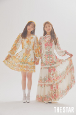 The Star Magazine (HeeJin, Chuu) 1