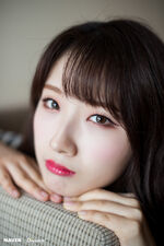 HaSeul NaverxDispatch August 2018 4