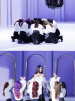 LOONA Butterfly BTS 54