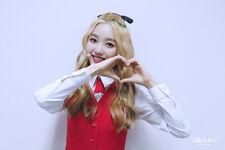 180713 SNS love4eva Diary Go Won 3