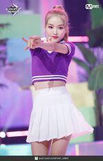180823 Mcountdown Naver Hi High Go Won 2