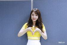 181001 SNS Hi High Diary HaSeul 2