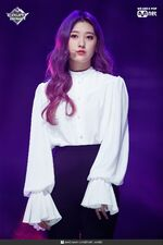 190221 Mcountdown Naver Butterfly Choerry