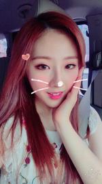 170625 SNS HaSeul