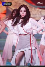 210701 Mcountdown Naver PTT HaSeul 3
