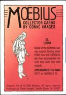 Moebius Collector Cards LOONAVERSE Cultural Reference