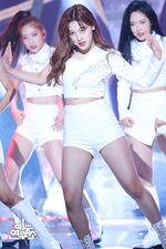 200208 Show Champion Stage So What Choerry