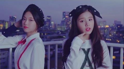 "MV_이달의_소녀_희진,_현진_(LOOΠΔ_HeeJin,_HyunJin)_""I'll_Be_There"""