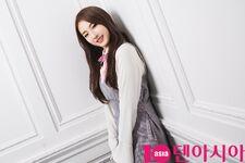 HaSeul 10asia LOONA 1-3 2017 2