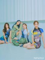 Rolling Stone Korea (JinSoul, Choerry, Chuu, Go Won)