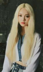 JinSoul single Photocard 2