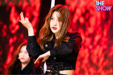 200212 THE SHOW Stage So What Choerry 3