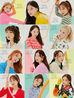 HULA HOOP - StarSeed Promotional Picture LOONA 5