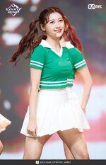 180830 Mcountdown Naver Hi High Choerry