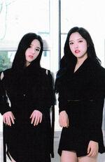 LOONA XX B Limited Photocard HeeHye
