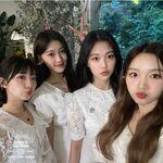 210701 SNS YeoJin, Choerry, HyunJin, Go Won