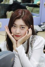 171116 SNS Sweet Crazy Love Diary Choerry 3