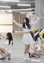 Olivia Hye Egoist BTS 9