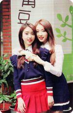 YeoJin single Photocard 4