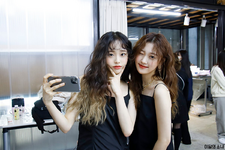 Marie Claire BTS (Choerry, Chuu) 2