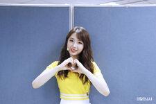 181001 SNS Hi High Diary HaSeul 3