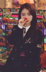 YeoJin single Photocard 1