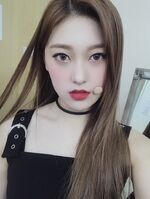 200312 SNS LOONA First Win Choerry 2