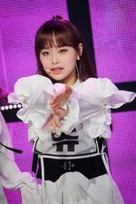 190322 Show Champion Stage Butterfly Chuu 2