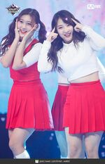 181004 Mcountdown Naver Hi High HaSeul 2