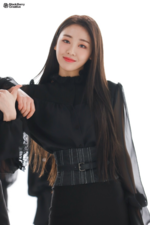 LOONA Butterfly BTS 3