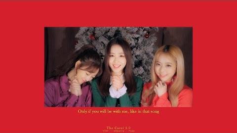 "MV_이달의_소녀_ViVi,_최리,_이브_(LOONA_ViVi,_Choerry,_Yves)_""The_Carol_2.0_(Official_Lyric_Video)"""