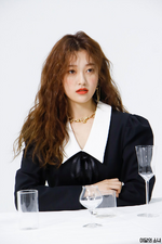 Choerry Marie Claire BTS 1