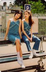 HyunJin single Photocard 4