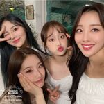 210701 SNS JinSoul, HaSeul, Chuu, Yves