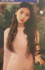 Loona 1 3 Love & Live Photocard 1