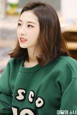 365 HaSeul BTS 1