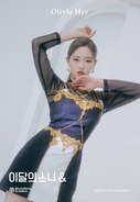 & Promotional Picture Olivia Hye 2