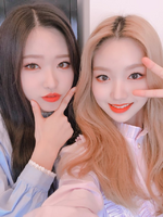 180422 SNS Go Won Olivia Hye