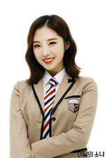 HaSeul Skoolooks BTS 2